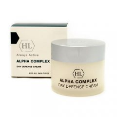 Holyland Laboratories Дневной защитный крем с AHA кислотами Day Defense Cream 50 мл (Holyland Laboratories, Alpha Complex)